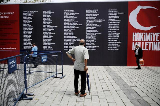 """Τουρκία, το κράτος των """"εκκαθαρίσεων"""""""