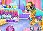 Rainbow Pony Beauty Salon