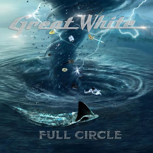 GREAT WHITE - Full Circle (2017) full