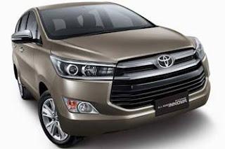 Perbedaan Versi Mobil Toyota Innova