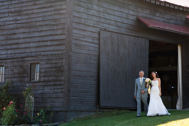 Hudson Valley Green: New York Barn Weddings