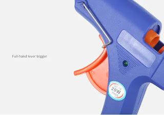 pistola di colla caldo maxexcell