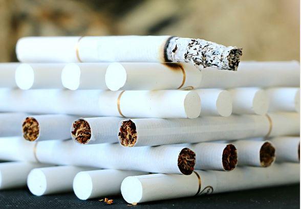 Cigarro dor nas costas