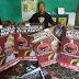 Poster 'Raja Jawa' Dipasang Relawan Jokowi dengan Suntikan Dana Rp. 22.768.000