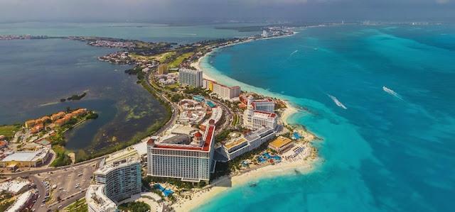 Zona Hotelera em Cancun