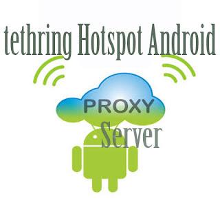 Cara Hotspot Hp android Tanpa Root