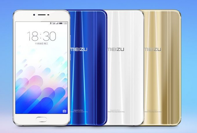 Meizu-M3X-specifications