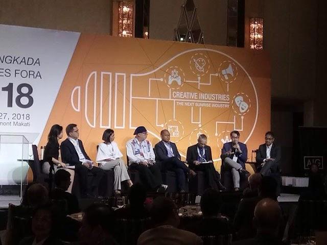 The Next Sunrise Industry: Arangkada Philippines Project