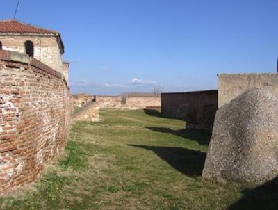 Nivelul Superior Cetatea Vidin