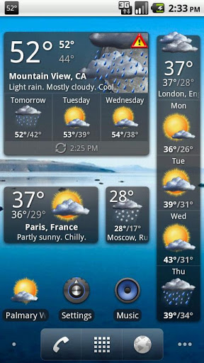 Palmary Weather Ad-Free APK