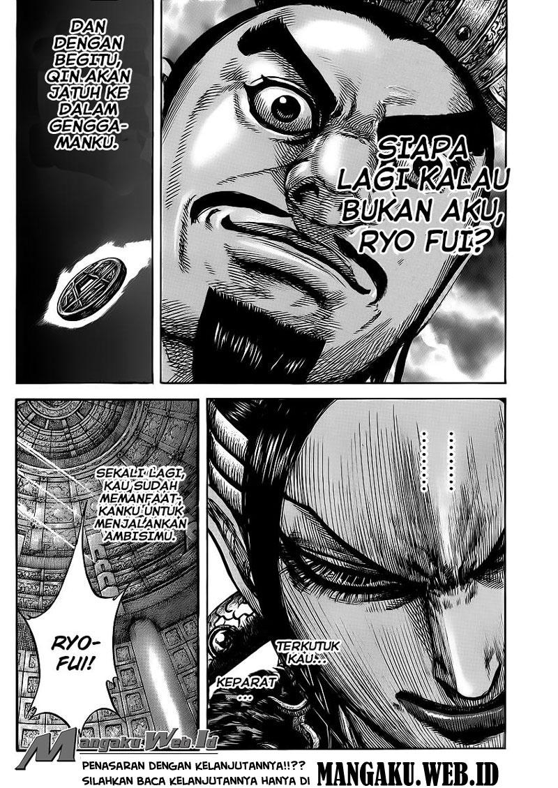 Baca Komik Manga Kingdom Chapter 413 Komik Station