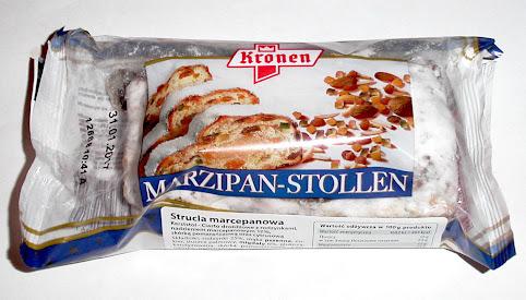 Strucla marcepanowa, Kronen