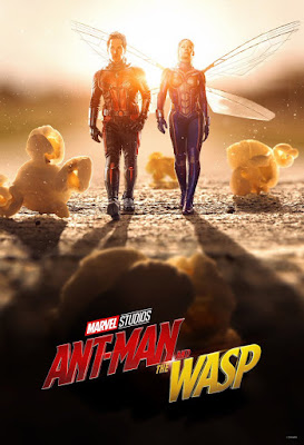 Fandango Exclusive Marvel's Ant-Man and The Wasp Teaser Theaterical One Sheet Movie Poster