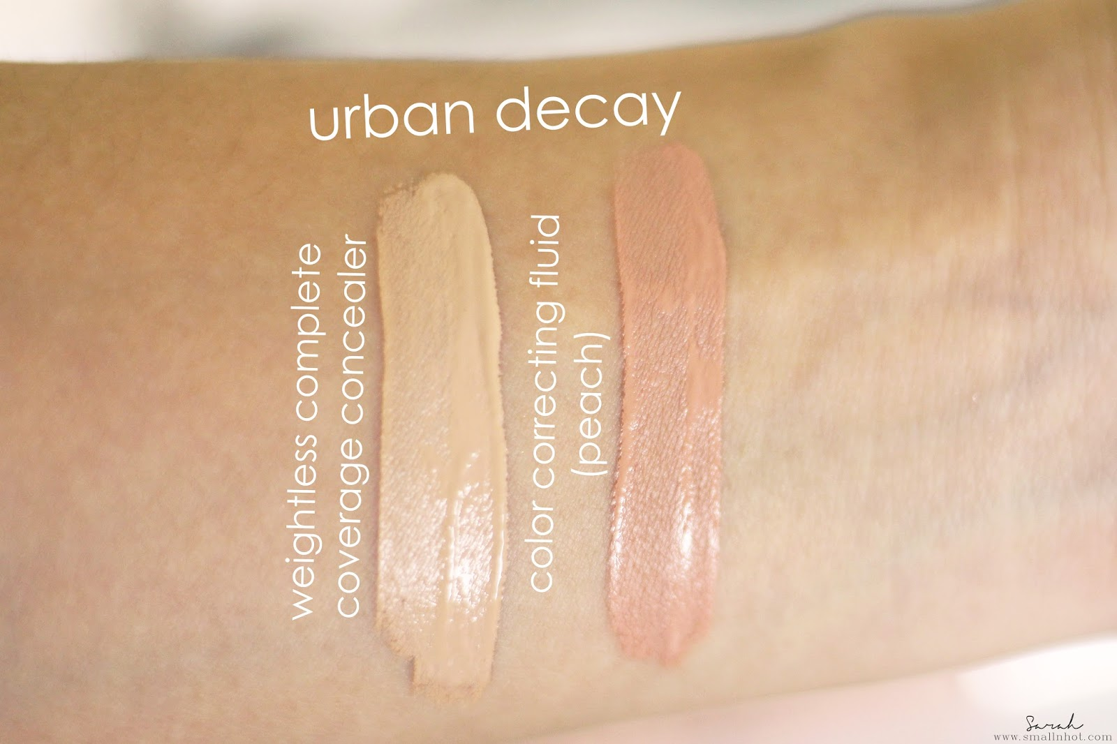Naked Skin Color Correcting Fluid by Urban Decay #14