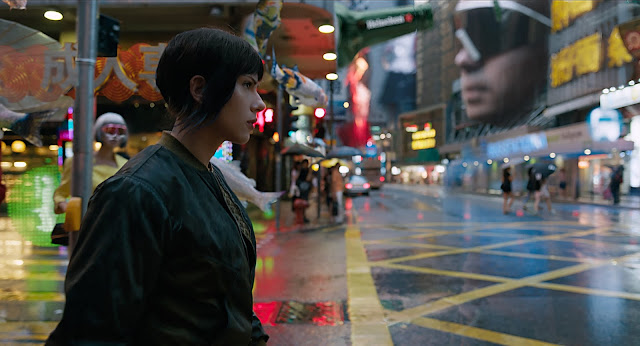 Scarlett Johansson Rupert Sanders | Ghost in the Shell