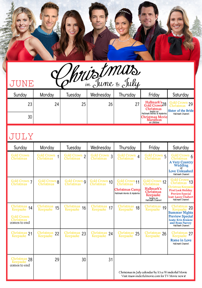 Hallmark Christmas In July 2019.Up Christmas Seasonal Sites