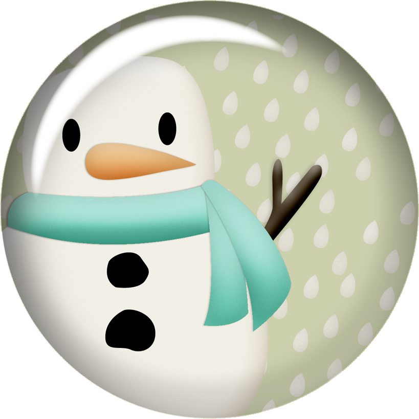 Lovely Nice Winter Clip Art