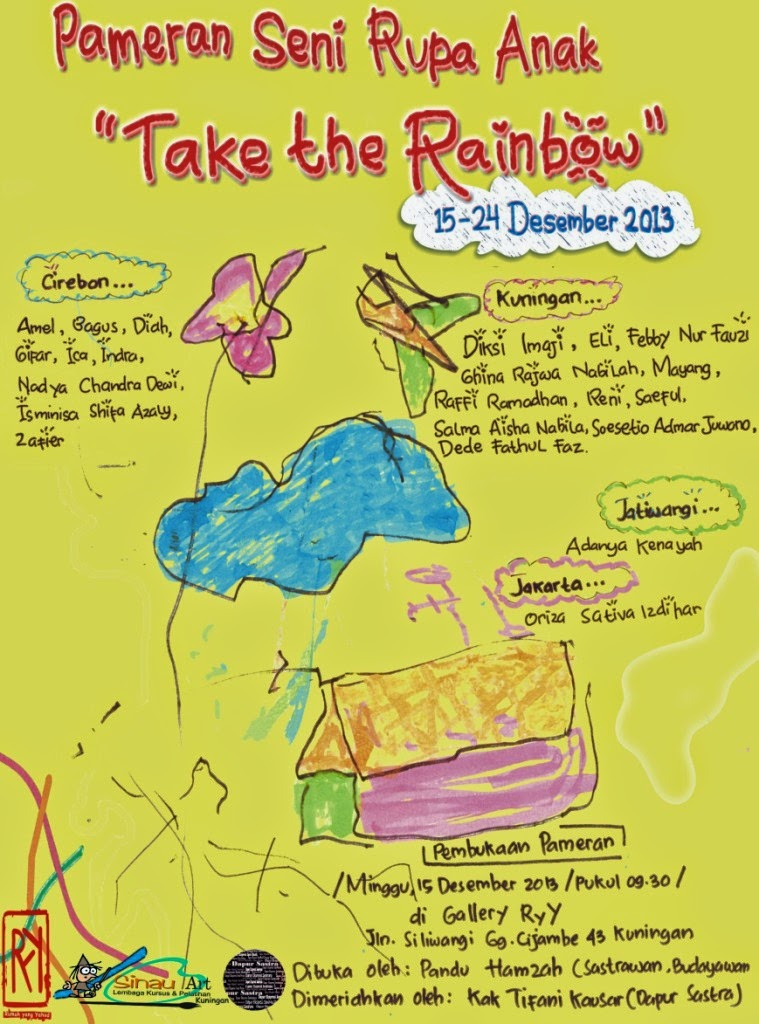 Pameran Seni Rupa: Take the Rainbow, fine, art, exhibition, fine art, fine art exhibition