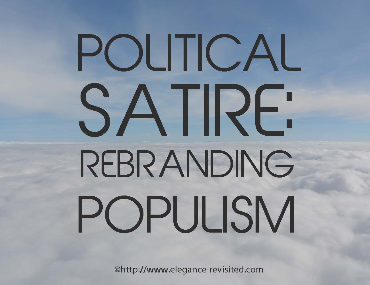 political satire