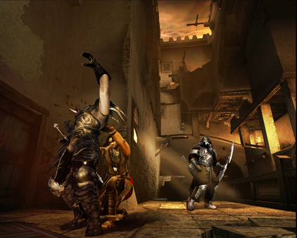 Prince of Persia The Two Thrones Game Play