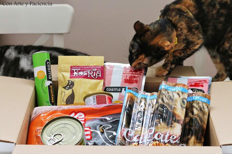 gatos,gatitos,anuncios,spot,cat,comida,pienso,premios,latas,latitas,analisis,Cosma,Smilla,Catessy,Tigeria,Tigerino,calidad,precio,economico,barato,arena