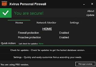 Xvirus Personal Firewall Sundeep Maan