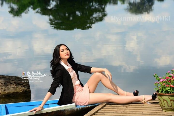 Fashion : Patricia aka Sue Sha Naing Best Photo Collection Album (1)