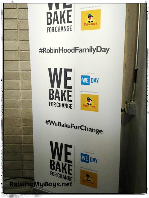 #WeBakeForChange