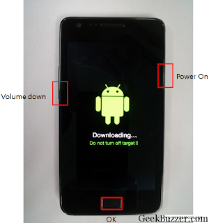 Galaxy S2 Download Mode Tutorial: Instala Android 4.1.2 Oficial en el Samsung Galaxy S2