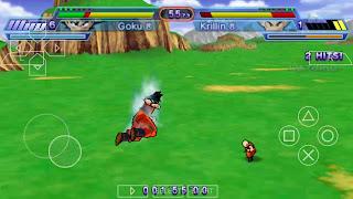 7 Viên Ngọc Rồng iso PSP