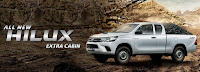 Hilux Extra Cabin 2016