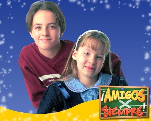 Ingat Serial Drama Telenovela Amigos? Inilah Wajah Kece Para Pemainnya Saat Dewasa