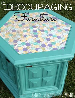 Honeycomb Table Tutorial
