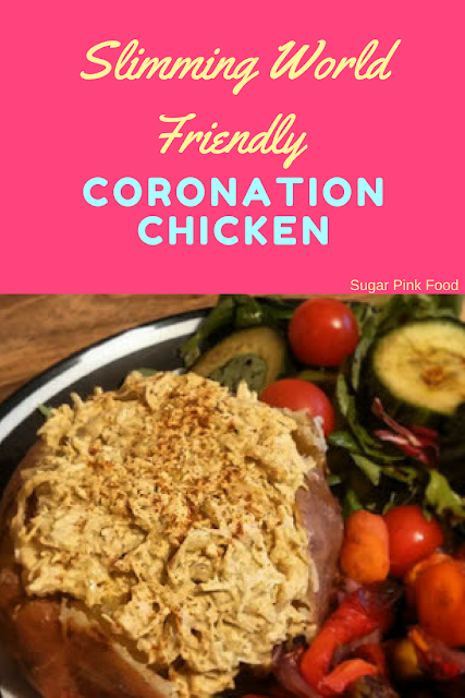 coronation chicken slimming world recipe