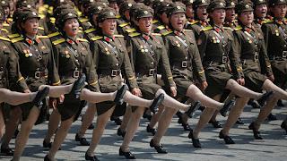 """Les options militaires avec la Corée du Nord sont """"prêtes à l'emploi"""""""