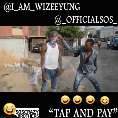NEW SERIES: TAP AND PAY
