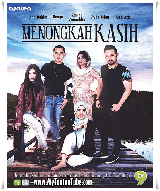 Drama Menongkah Kasih (2016) Azalea TV3 - Full Episode
