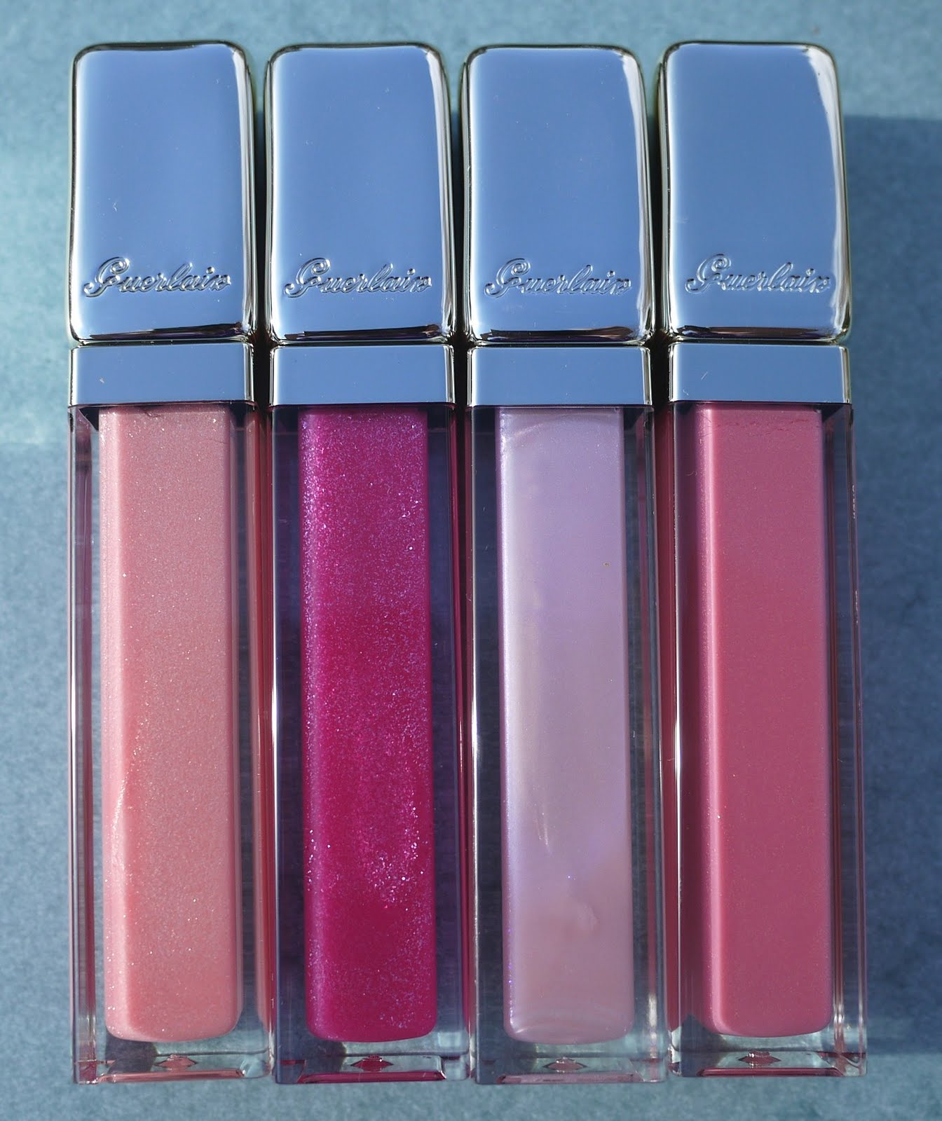 Best Things in Beauty: Guerlain KissKiss Gloss for Spring 2012