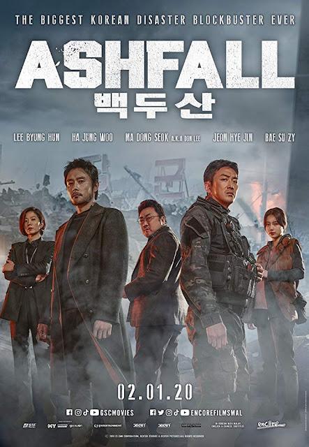 Download Film ASHFALL (2019) HDRip Sub Indo