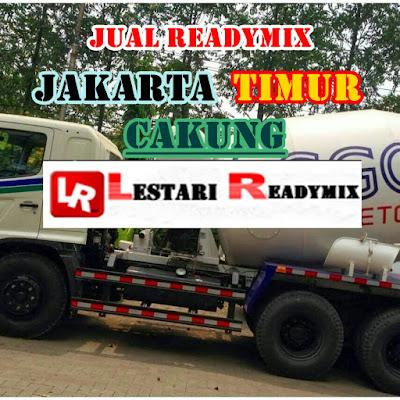JUAL READY MIX DI CAKUNG | JAKARTA TIMUR