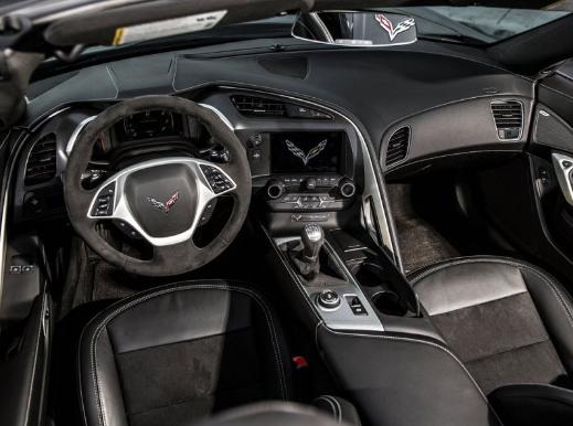 2016 Chevrolet Corvette Stingray Z51 Convertible Review
