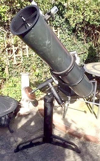 Fullerscopes Telescope Mountings: Fullerscopes reflector on eBay