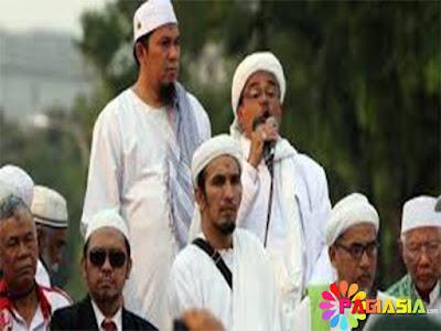 FPI Beserta Habib Rizieq Shihab Tidak Ikut Serta Hadir di dalam Aksi 313