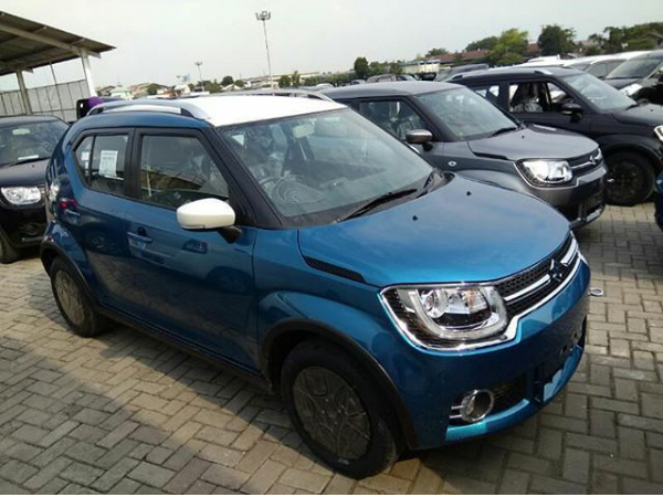 SUZUKI IGNIS ALL STOCK