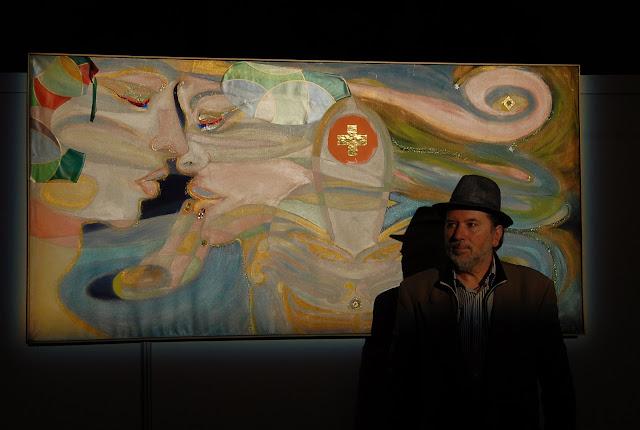 Predstavljanje dva umetnika