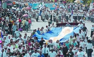 Crecimiento de evangélicos en El Salvador