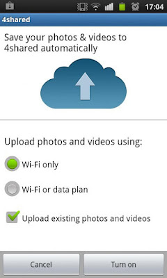Free Download 4shared 3.35.0 APK for Android