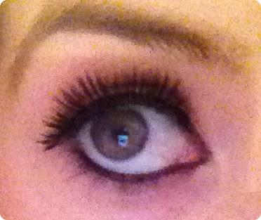 Eye Candy false eyelashes