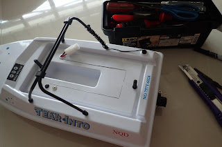 build - [Build Thread] Boolean21's NQD Jet Boat Build P6059421