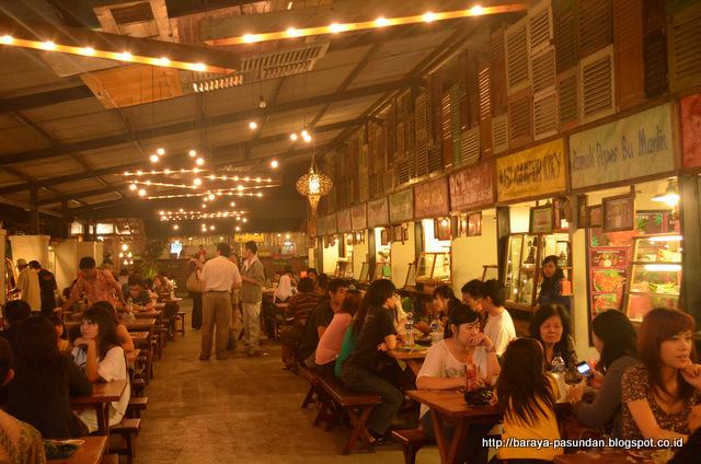 tempat wisata kuliner bandung baraya pasundan rh baraya pasundan blogspot com